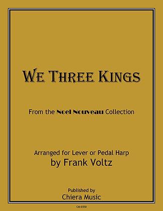 We Three Kings - PDF