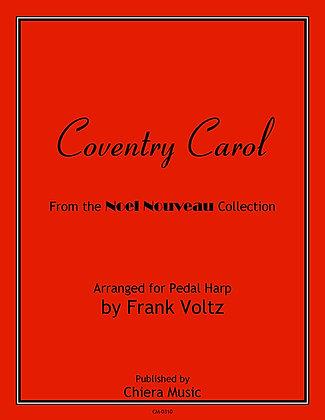 Coventry Carol - PDF