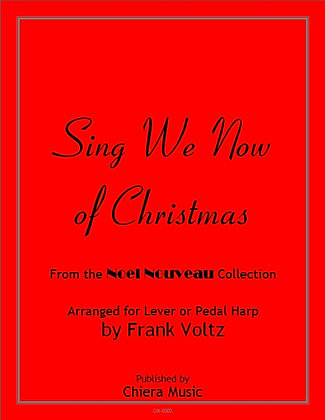 Sing We Now of Christmas - PDF