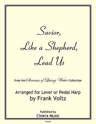 Savior, Like a Shepherd, Lead Us - PDF