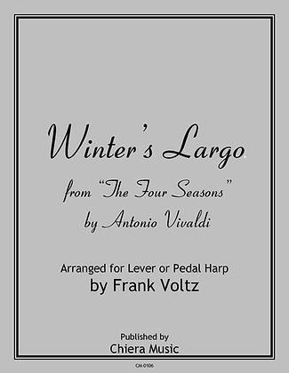 Winter's Largo - PDF