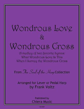 Wondrous Love & Wondrous Cross - PDF