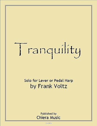 Tranquility - PDF