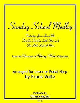 Sunday School Medley - PDF