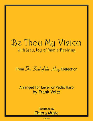 Be Thou My Vision - PDF