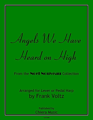 Angels We Have Heard on High - PDF
