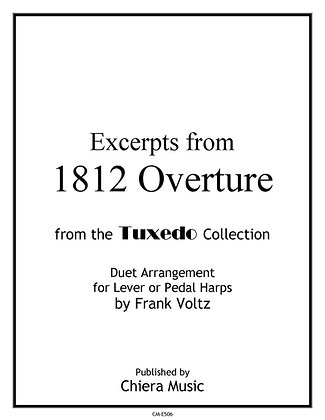 Excerpts from 1812 Overture - PDF