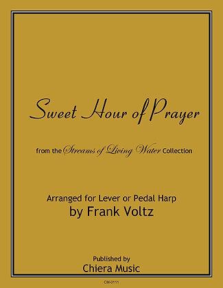 Sweet Hour of Prayer - PDF
