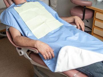 Lined Patient Drape #3150