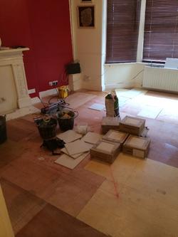 Maria's Living Room