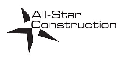 All Star Construction - Black and white