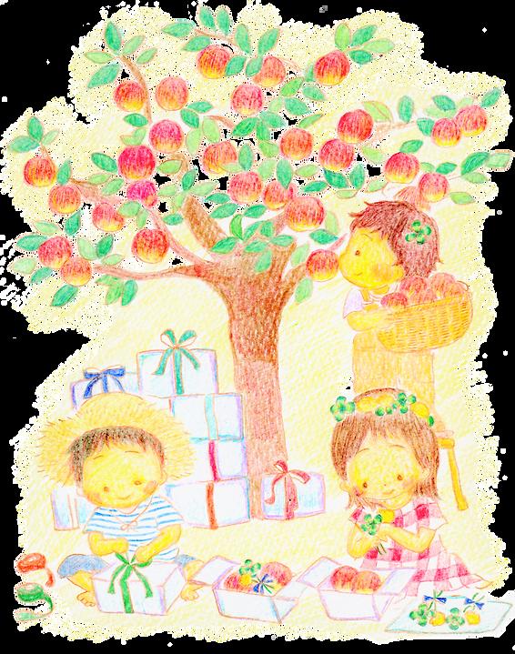 リンゴの木 明.png
