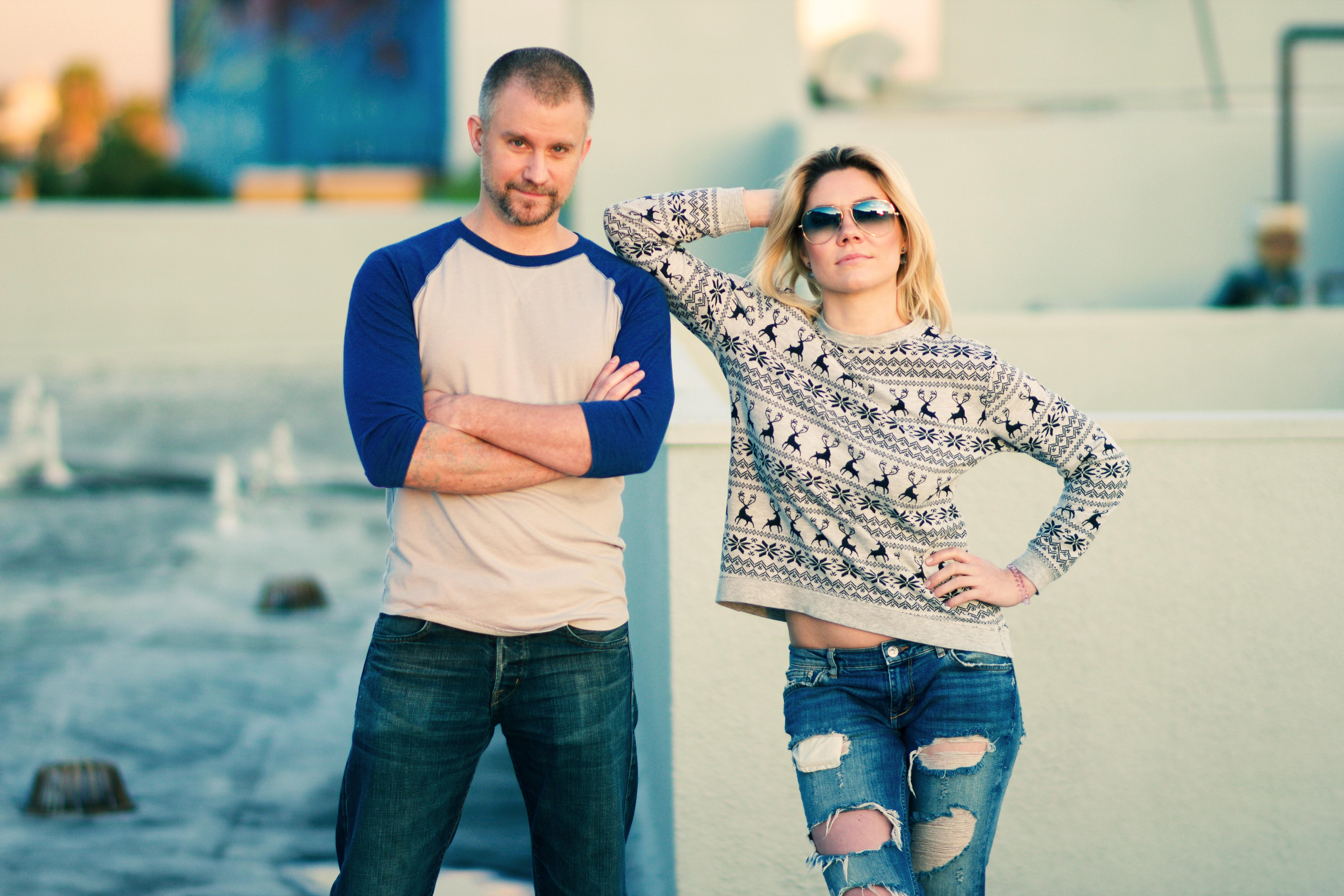 Ricky & Olya