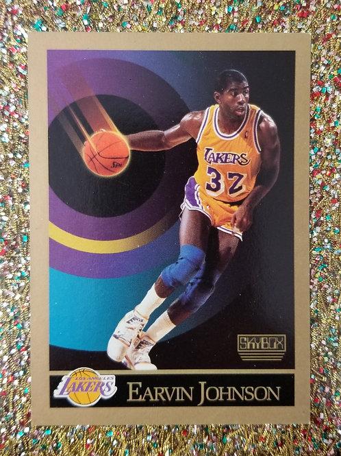 Earvin Johnson