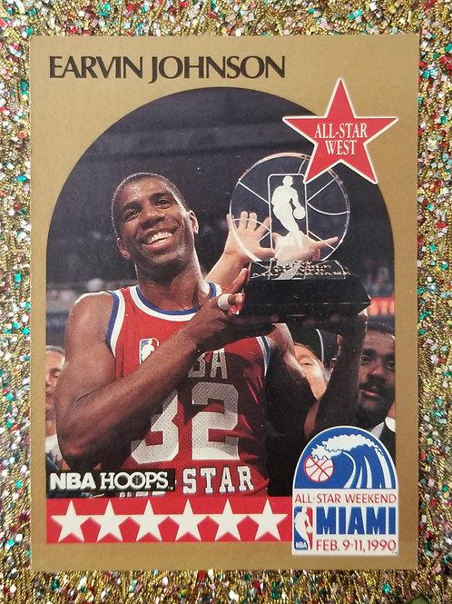 Earvin Johnson 1990 All-Star West