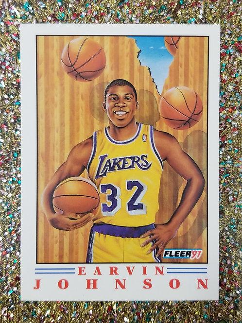 Earvin Johnson Lakers