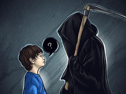 Что скрывается за страхом смерти
