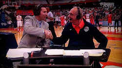 Hall of Fame Coach Jim Boeheim