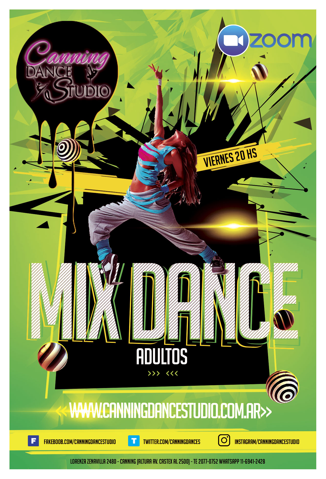 mIX-dANCE-aDULTOS