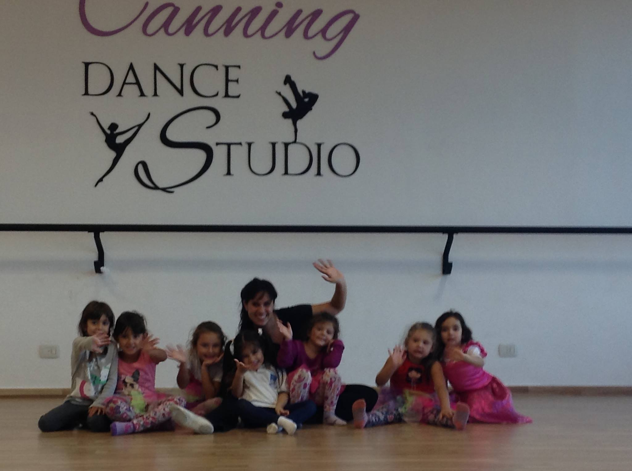 Iniciacion a la danza