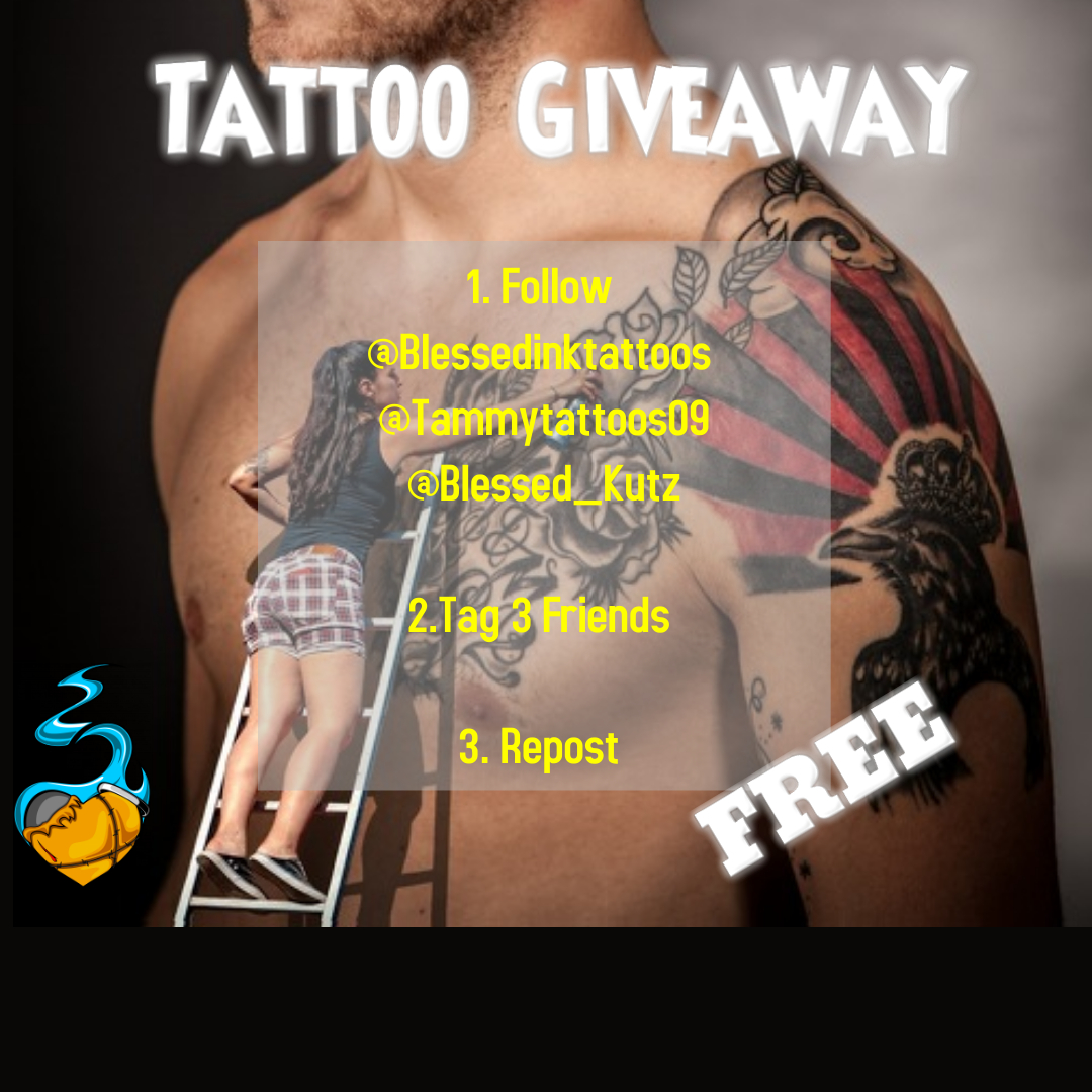 Copy of TATTOO COURSE POSTER - Made with