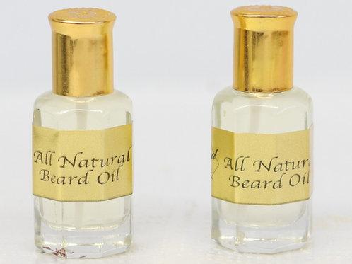 Natural Beard Oils