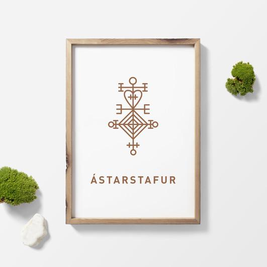 Ástarstafur