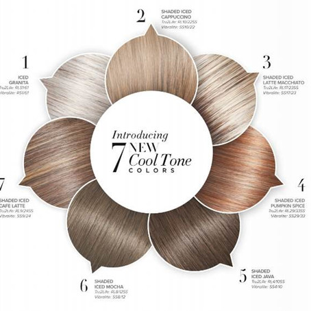 New Cool Tone Colors by Raquel Welch