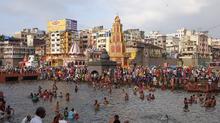 Dr. Laura Jana shares her Kumbhathon experience