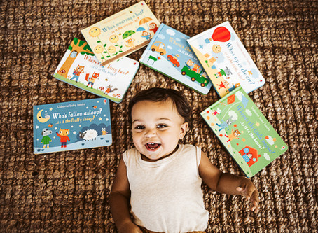 Usborne Baby Books Set of 6