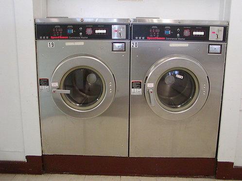 Laundromat Speedqueen 30lb Washer