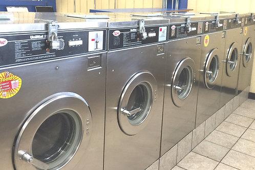 Unimac 18lb 3 Phase Washer