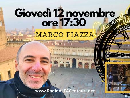 Marco Piazza - La torre dell'orologio