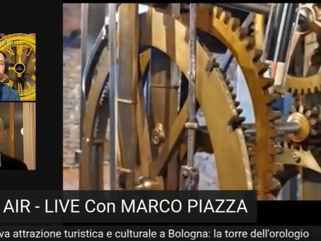 Nuova attrazione a Bologna: la torre dell'orologio e il suo movimento