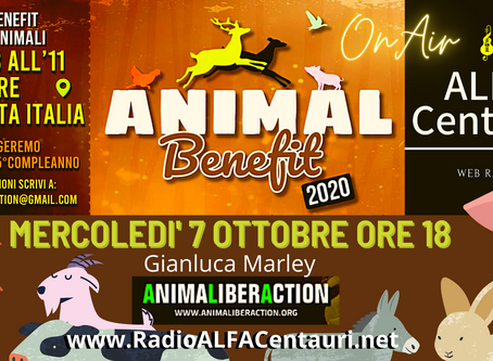 Animal Benefit 2020