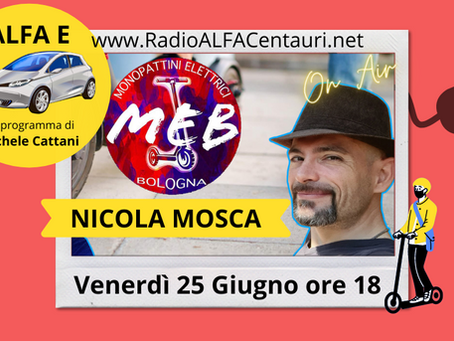 MEB: Monopattini a Bologna /risposte alla prima puntata