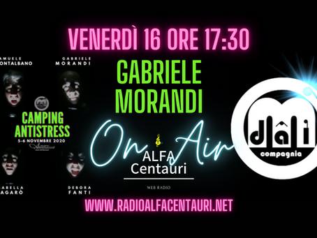 Gabriele Morandi e il teatro