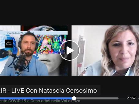 Natascia Cersosimo - COVID19 e affidi nella Val D'Enza