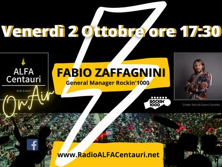 Rock a 1000! Con Fabio Zaffagnini