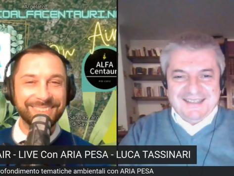 ARIA PESA - Luca Tassinari e le rilevazioni ambientali sulla città di Bologna