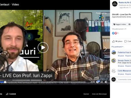 L'ENTOMOLOGIA spiegata dal Prof. Iuri Zappi