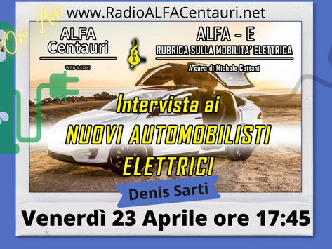 ALFA- E : Nuovi Automobilisti Elettrici