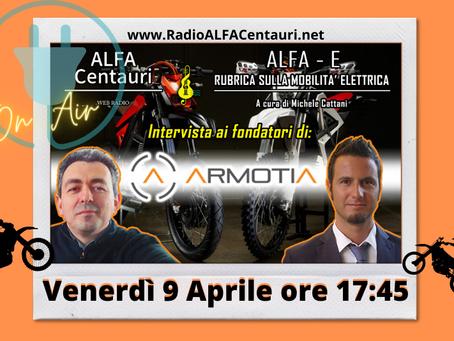 ALFA-E : La moto elettrica