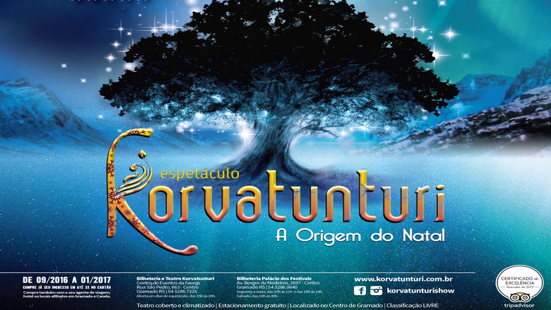 Korvatunturi - Teatro Musical