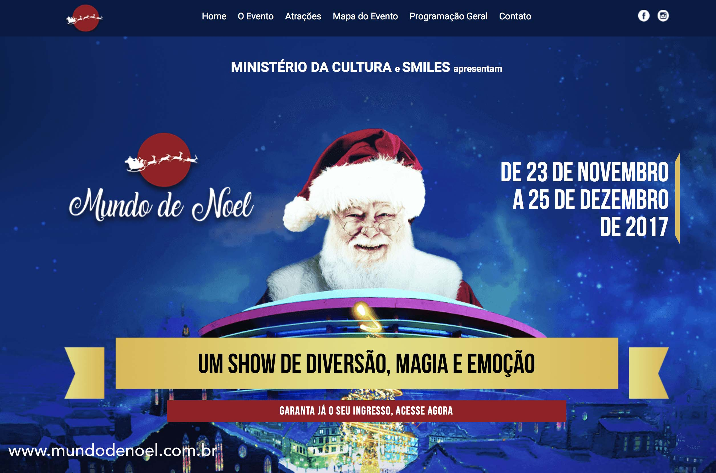 Musical Em Busca de Noel