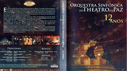 DVD Theatro da Paz 12 Anos