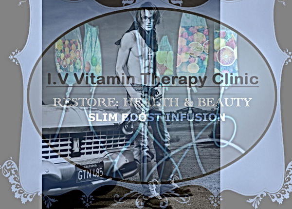 Slim Boost Infusion I.V Vitamin Therapy