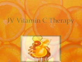 High Dose Vitamin C