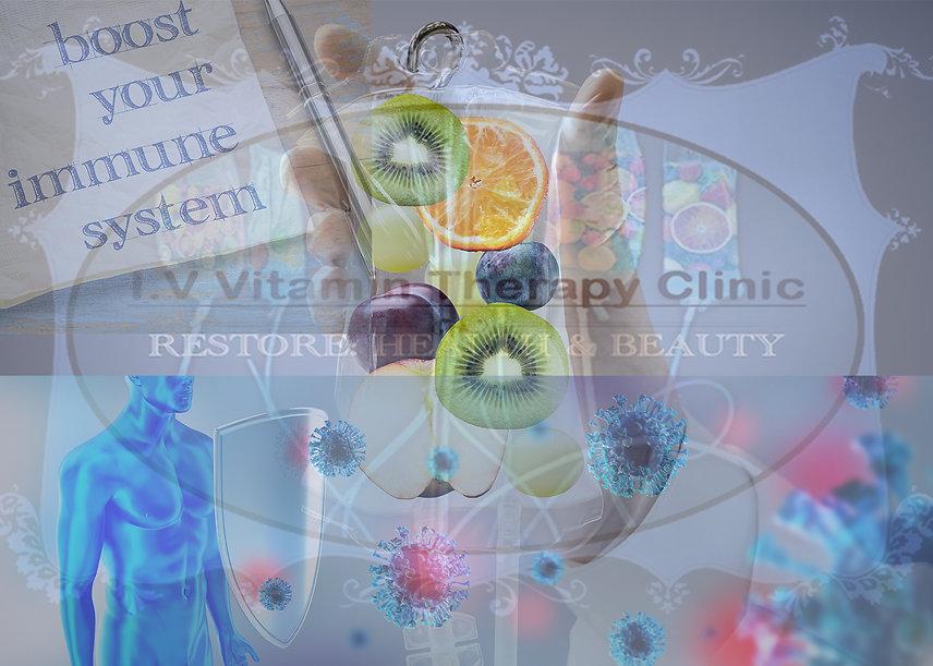 Boost Immune System IV Vitamins