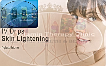 Glutathione I.V Vitamin Therapy Clinic